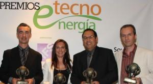Enea Grupo Premio TecnoEnergía 2012